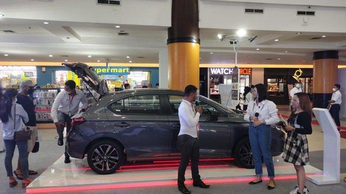 Honda City Hatchback RS Harganya Segini di Kalsel, Pelanggan Dapat Paket Service