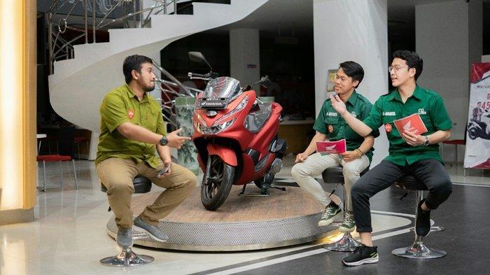 Kurangi Interaksi Fisik di Tengah Pandemi, Honda Gelar Satu Hati Virtual Exhibition