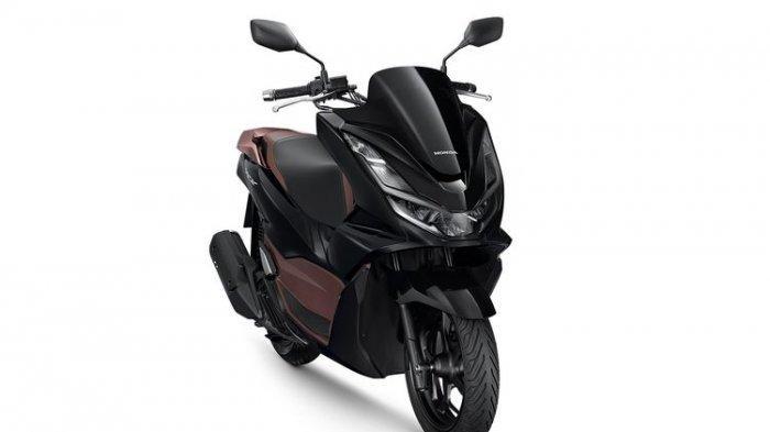 Honda PCX 160 meluncur di Thailand
