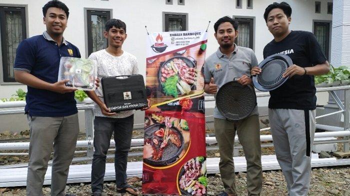Begini Kisah Sukses 4 Honorer Barabai di Tengah Pandemi, Sajikan BBQ Ala Korea