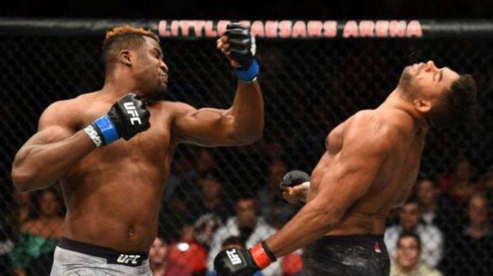 Hasil Lengkap UFC Vegas 18, Alexander Volkov Menang KO dari Alistair Overeem