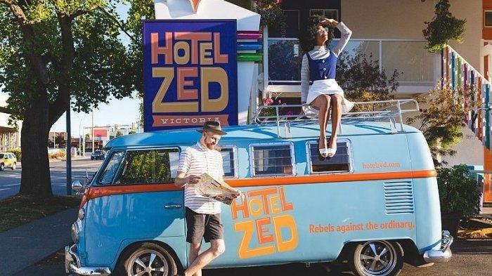 Namanya Hotel Zed Tawarkan Menginap Gratis Selama 18 Tahun, Tapi Begini Syarat-syaratnya