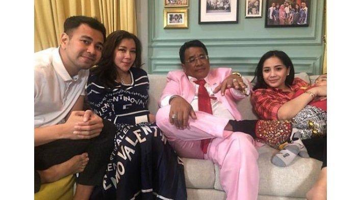 Bocoran Hotman Paris Soal Cara Ketahui Suami Selingkuh, Raffi Ahmad dan Nagita Slavina Pun Bereaksi