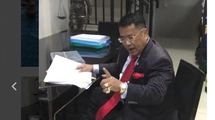 Hotman Paris Hutapea Bahas Asian Games 2018, Kok Sindir Pria yang Ada di Ketiak Istri?