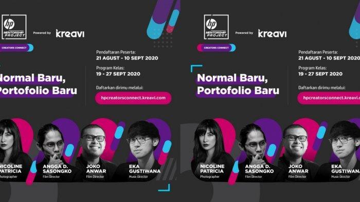 HP Inc Mengajak Kreator Indonesia untuk Terhubung, Beradaptasi dan Berkarya bersama HP Mentorship