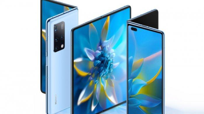 Resmi Meluncur, Ponsel Lipat Huawei Mate X2 Ini Dibandrol Rp 41 Juta, Ini Kelebihannya