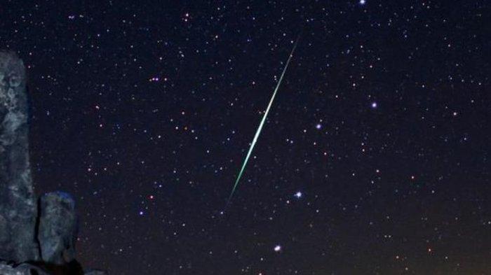 Daftar Fenomena Langit Agustus 2020, Ada Okultasi Mars, Hujan Meteor Perseids & Bulan Sabit Termuda