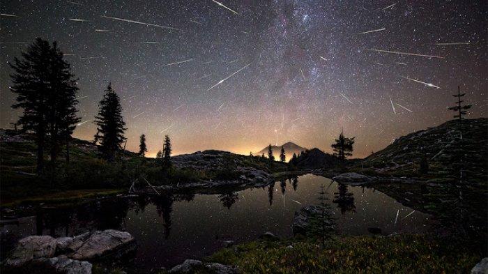 Benarkah 'Make A Wish' Ketika Hujan Meteor? Dalam Islam Saat Itu Malaikat Sedang Melempari Setan