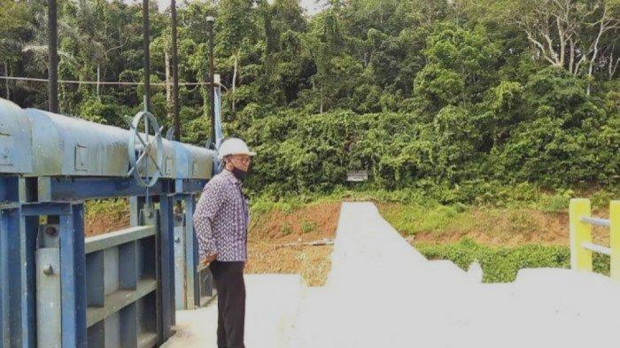 PDAM Kotabaru Berlakukan Penggiliran Distribusi, Warga Minta Air ke Tetangga
