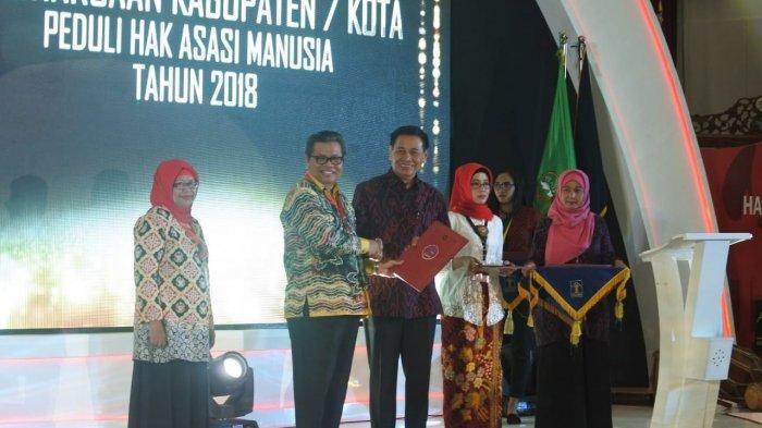 Kabupaten Balangan Kembali Raih Penghargaan Peduli HAM