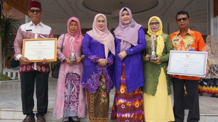 Tapin Raih Penghargaan Utama P2WKSS dan KSI tingkat Kalsel