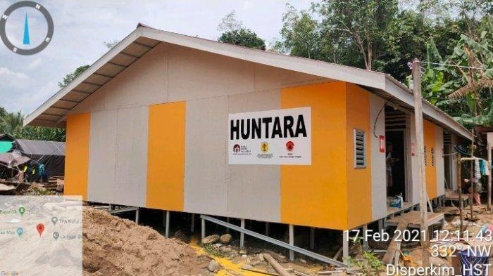 Satu Unit Rumah Huntara Komunal Capai Rp 80 Juta, Warga Berharap Hunian Tetap Segera Direalisasikan