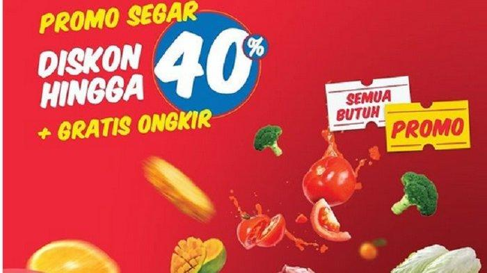 Promo Hypermart Periode 28-30 September 2021, Diskon Hingga 40 Persen untuk Aneka Daging dan Sayur