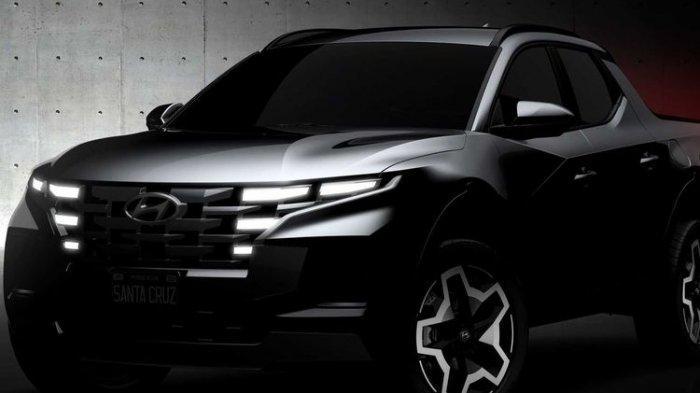 Bocoran Mobil Hyundai Terbaru, Santa Cruz Pikap Serupai Tucson Dirilis 15 April 2021