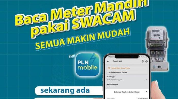 Pelanggan bisa melakukan Baca Meter Mandiri melalui aplikasi New PLN Mobile.