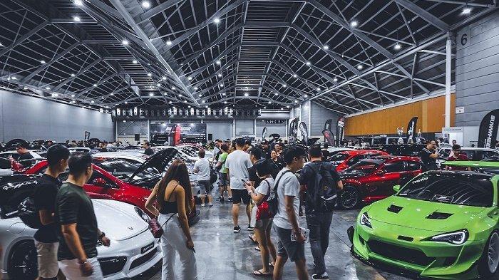 Kontes Modifikasi Indonesia Automodified MBtech 2019 di Banjarmasin, Ini yang Dinilai Juri