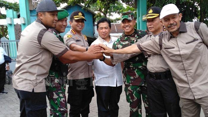 Wali Kota Banjarmasin Ibnu Sina Tinjau Rekapitulasi Suara Pemilu 2019, Perhitungan Mulai Hari Ini