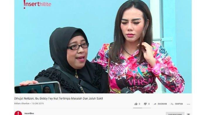 Sebut Belahan Bebby Fey Balas Tuduhan Pesugihan Genderuwo Vlog Robby Purba, Amarah Seteru Atta