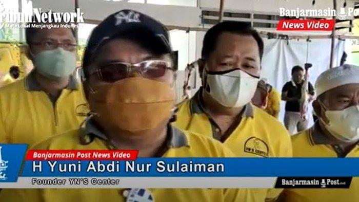 VIDEO Idul Adha 2021, YN'S Center Kalsel Jalankan Program Berbagi Daging Kurban