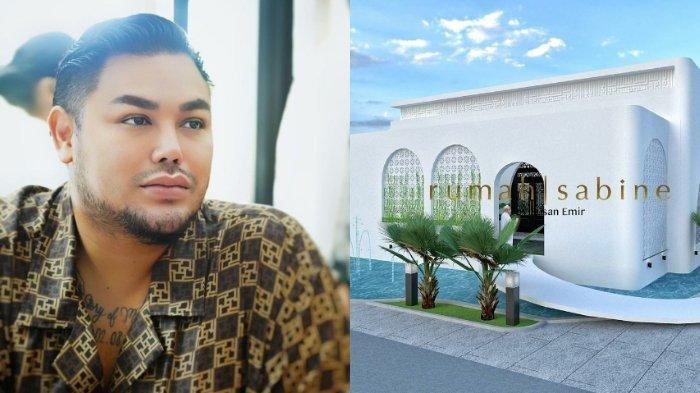Ivan GunawanBerencana Bangun Masjid di Garut, Bernuansa Putih Berlatar Belakang Gunung dan Sawah