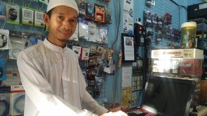 Omzet Sempat Turun Drastis, Pengusaha Komputer di Banjarbaru Ini Bersyukur Penjualan Mulai Meningkat