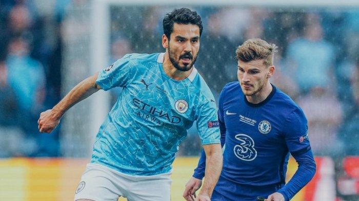 Jadwal Liga Inggris Live Mola TV Mulai Agustus 2021, Manchester City vs Tottenham Hotspur