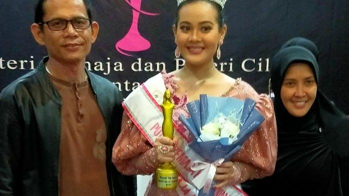 Dance hingga Bermain Biola, Modal Ilona Mewakili Kalsel di Pemilihan Puteri Remaja Indonesia