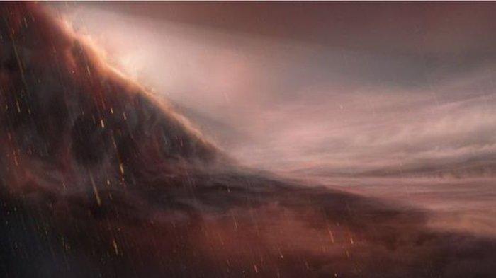 Bagai Fiksi Ilmiah, Hujan Butiran Besi Turun dari Langit, Begini Sebab Fenomena Alam di Planet Ini