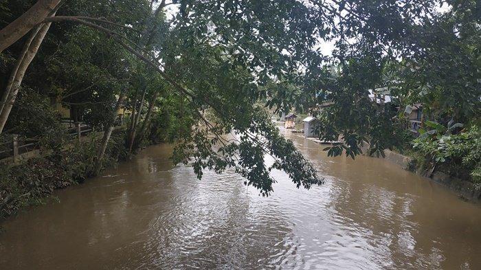 Dua Desa Telah Terendam, BPBD Kabupaten HST Sebut Barabai Bisa Kebanjiran Juga