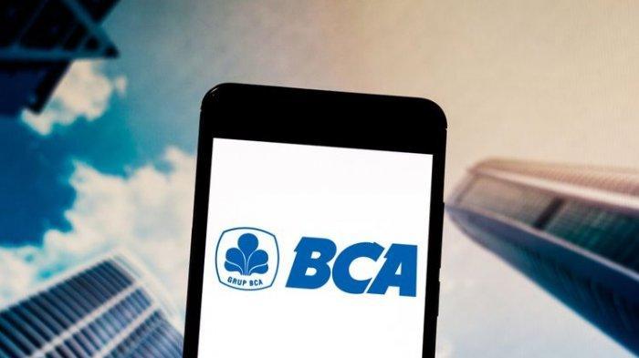 Ilustrasi BCA mobile.