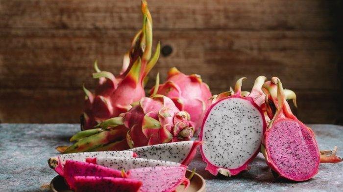 FAKTA Buah Naga atau Dragon Fruit, Buah Mirip Sisik Naga, Ini Manfaatnya yang Sangat Istimewa