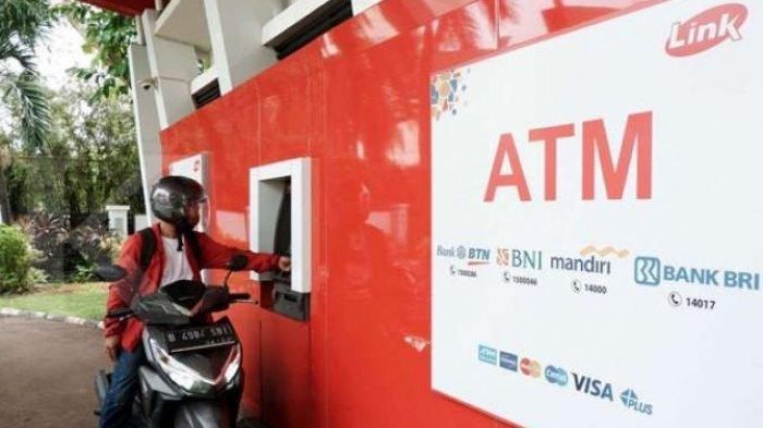 Transaksi di ATM Link Kena Biaya, Kenali Ciri-ciri ATM Berbiaya Ini Agar Tak Salah