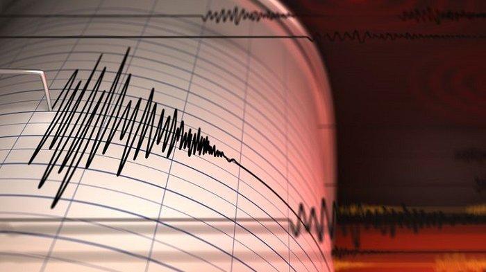 Gempa Guncang Maluku Utara, Kekuatannya Mencapai 5,5 Magnitudo