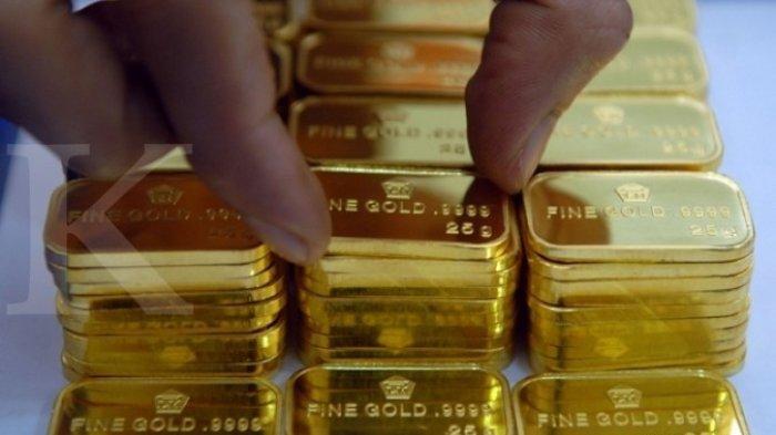 Harga Emas Hari Ini 8 September 2021 Meredup, Dolar Naik Menekan Logam Mulia