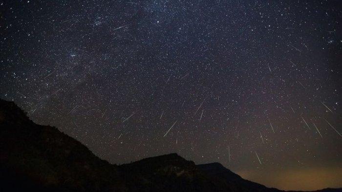 Saksikan Puncak Hujan Meteor Lyrids di Langit Indonesia Malam Ini