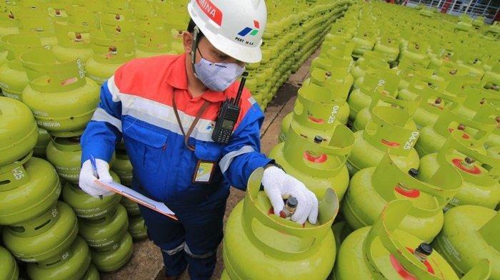 BPS Kalsel Sebut Elpiji Sebabkan Inflasi di Kota Banjarmasin
