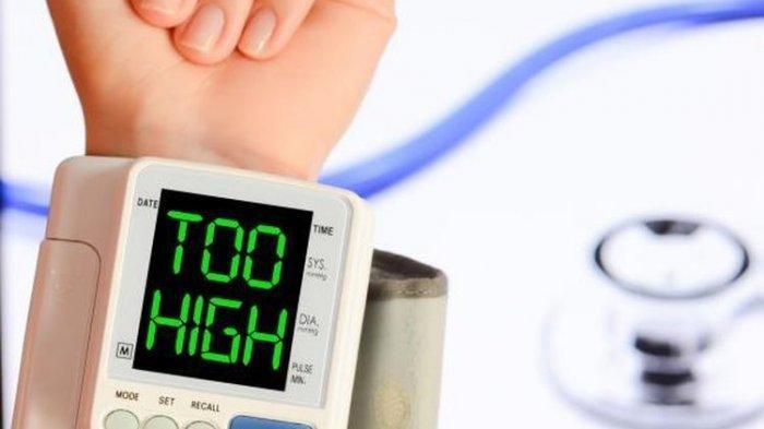 TIPS Mudah Mengatasi Tekanan Darah Tinggi, Simak 5 Cara Ini
