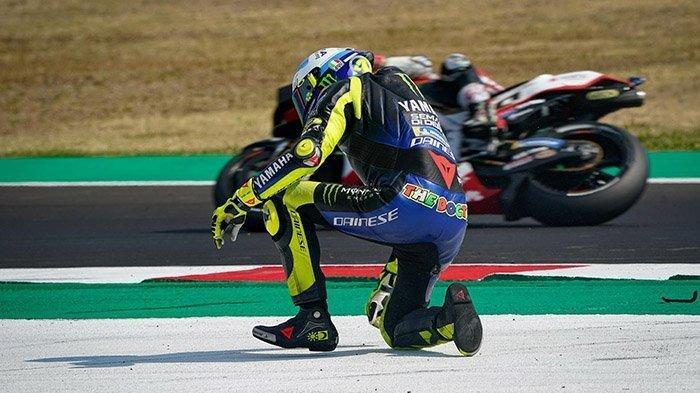LINK Live Streaming Trans7 & UseeTV, Jadwal MotoGp Catalunya 2020, Optimisme Valentino Rossi
