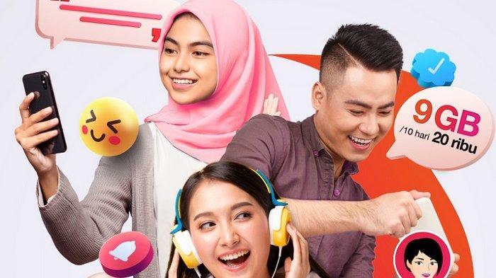 Promo Paket Spesial Untuk-mu dari Tri Indonesia, Beli Kuota Data Sesuai Kebutuhan Mulai Rp 3.000