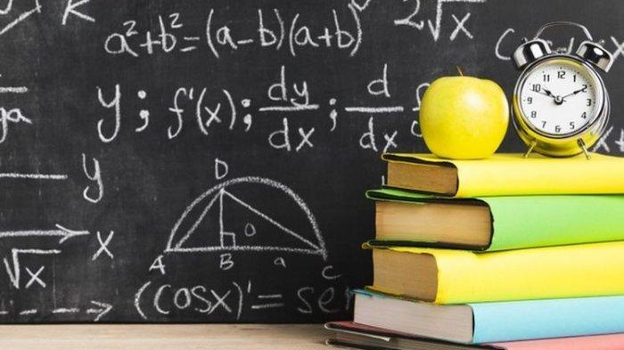 KUNCI Jawaban UAS PAT Matematika SMA Kelas 10, Disajikan dalam Pilihan Ganda