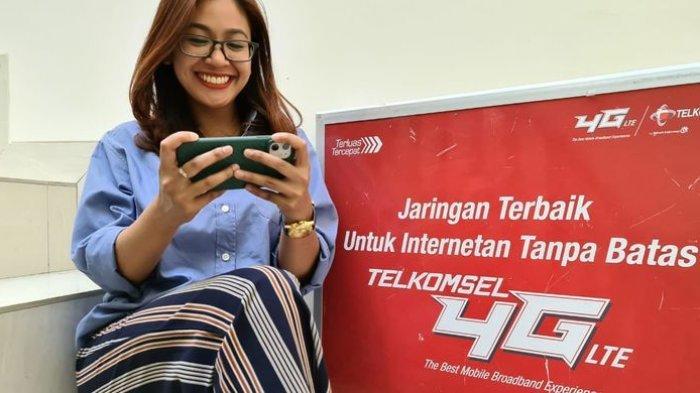Paket Internet Murah Telkomsel, Pengguna Baru Gopay Dapat Cashback 50 Persen