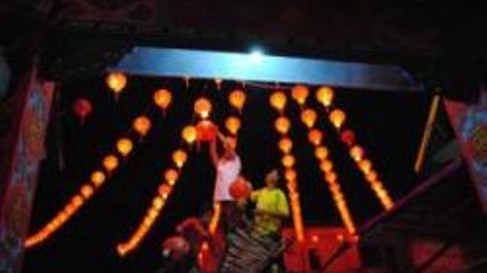 Wow! Festival 1.000 Lampion di Citra Grand Senyiur City Samarinda