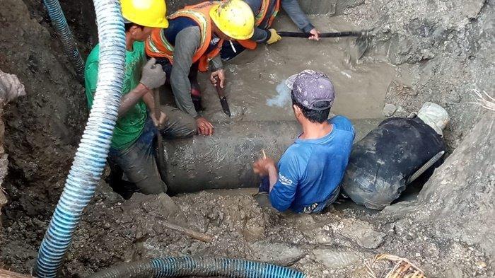 PDAM Bandarmasih Banjarmasin Pastikan Stok Air Baku Melimpah Saat Idul Fitri 1442 H