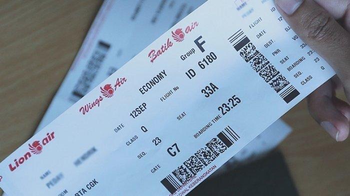 Jelang Ramadhan hingga Lebaran 2021, Harga Tiket Pesawat Masih Dijual Dibawah Rp 1 Juta