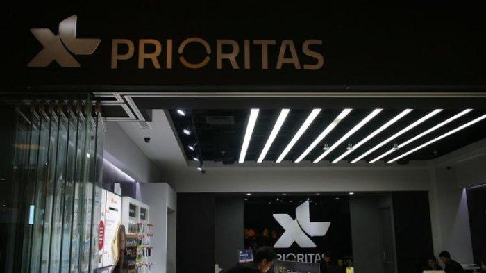 Ilustrasi XL Prioritas.