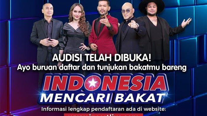 Indonesia Mencari Bakat 2021 Hadir Lagi di Trans TV, Simak Cara Pendaftaran dan Ikut Audisinya