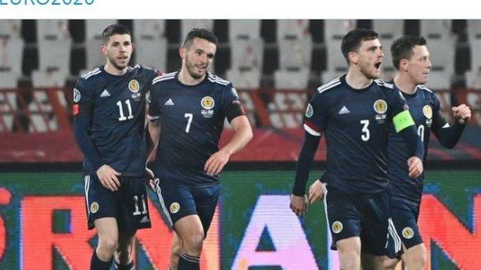 HASIL Lengkap Play-off Euro 2020 - Adu Penalti Nyaris Kubur Impian Bek Liverpool, Grup Neraka Penuh?