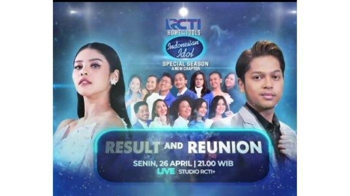 Jadwal Indonesian Idol 2021 Terbaru: Maia Estianty Sorot Kans Juara Rimar Callista dan Mark Natama