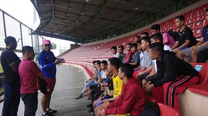 Hadapi Invitasi U-16 di Sawangan, Barito Putera Perbanyak Game Pertandingan