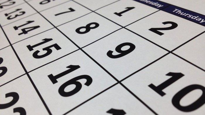 Jadwal Cuti Bersama 2021 Terbaru, Dipangkas dari 7 Hari Menjadi 2 Hari, Cek Libur Nasional 2021